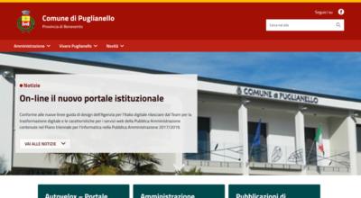 Benvenuto sul nuovo portale istituzionale