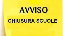 AVVISO CHIUSURA SCUOLE PER IL GIORNO 26-11-2019